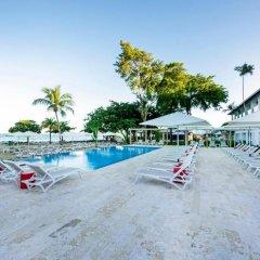 Отель Grand Paradise Playa Dorada - All Inclusive 3* Стандартный номер с различными типами кроватей фото 2