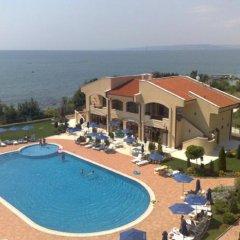 Отель Villa Romana Болгария, Балчик - отзывы, цены и фото номеров - забронировать отель Villa Romana онлайн пляж фото 2