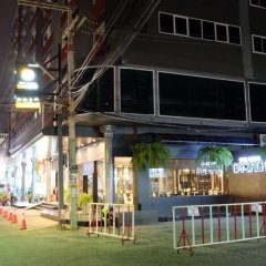 Отель The Grand Day Night Паттайя гостиничный бар