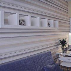 Апартаменты Apartment On Lermontova Студия с различными типами кроватей