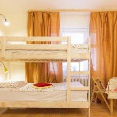 Хостел Олимп Семейные номера Комфорт с двуспальной кроватью