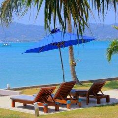 Отель Ocean Views пляж
