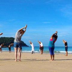 Отель PHUKET CLEANSE - Fitness & Health Retreat in Thailand фитнесс-зал фото 4