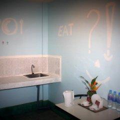 Мини-отель The Guest House 2* Стандартный номер разные типы кроватей фото 14