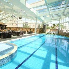 Отель Bristol Hotel Иордания, Амман - 1 отзыв об отеле, цены и фото номеров - забронировать отель Bristol Hotel онлайн бассейн фото 2