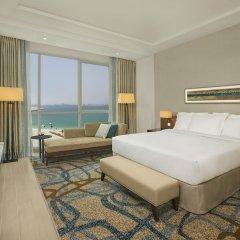 Отель DoubleTree by Hilton Dubai Jumeirah Beach 4* Люкс с различными типами кроватей фото 5