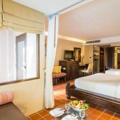 Отель Aonang Princeville Villa Resort and Spa 4* Семейный номер Делюкс с двуспальной кроватью фото 6