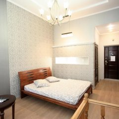 Апартаменты Парадиз Апартаменты Одесса комната для гостей фото 5