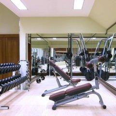 Sheraton Saigon Hotel & Towers фитнесс-зал фото 2
