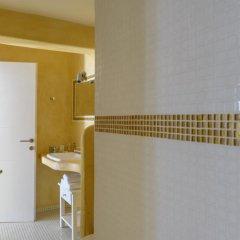 Отель Abyssanto Suites & Spa 4* Улучшенные апартаменты с различными типами кроватей фото 5