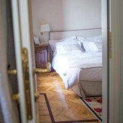 Отель Castello Di Mornico Losana Номер Делюкс фото 13
