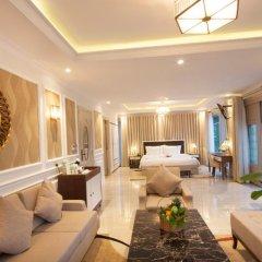 Отель MerPerle Hon Tam Resort интерьер отеля