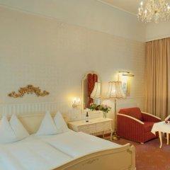 Отель Pertschy Palais Hotel Австрия, Вена - 5 отзывов об отеле, цены и фото номеров - забронировать отель Pertschy Palais Hotel онлайн комната для гостей фото 4