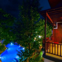 Курортный отель Crystal Wild Panwa Phuket балкон