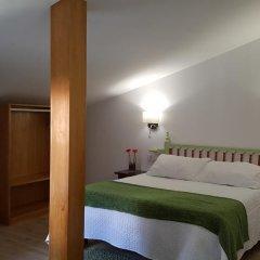 Отель Hostal Restaurante Nevandi Стандартный номер с различными типами кроватей фото 4