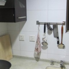 Апартаменты Yijia Apartment (Shenzhen City World) ванная