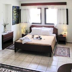 Lesse Hotel комната для гостей
