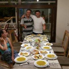 Отель Family Hotel Haruni Албания, Ксамил - отзывы, цены и фото номеров - забронировать отель Family Hotel Haruni онлайн питание фото 2