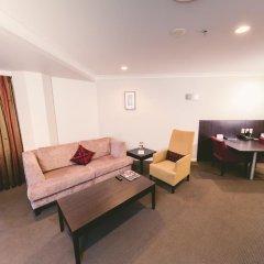 Amora Hotel Auckland 4* Студия Делюкс с различными типами кроватей фото 6