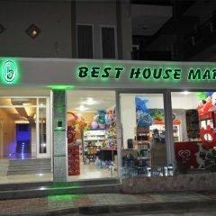 Best House Apart 1 Турция, Аланья - отзывы, цены и фото номеров - забронировать отель Best House Apart 1 онлайн развлечения