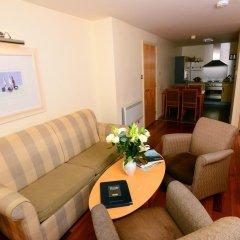 Отель Holyrood Aparthotel 4* Апартаменты с различными типами кроватей фото 2