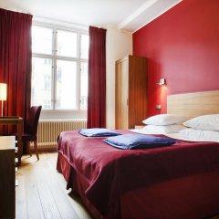 Hotel Hellsten 4* Стандартный номер с двуспальной кроватью фото 6