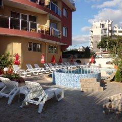 Отель Sunny Flower Hotel Болгария, Солнечный берег - отзывы, цены и фото номеров - забронировать отель Sunny Flower Hotel онлайн фото 2
