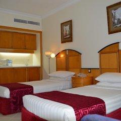 Dolphin Hotel Apartments 3* Студия с различными типами кроватей фото 2