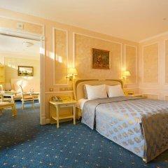 Гостиница Европа 5* Люкс разные типы кроватей