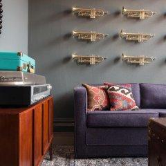Hotel Pulitzer Amsterdam 5* Президентский люкс с различными типами кроватей фото 17