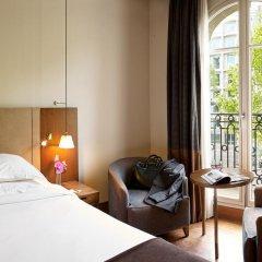 Radisson Blu Hotel Champs Elysées, Paris 5* Номер Делюкс с различными типами кроватей фото 7