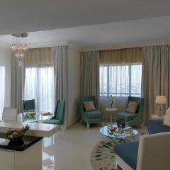 Отель DAMAC Maison Mall Street 5* Номер Делюкс с различными типами кроватей фото 5
