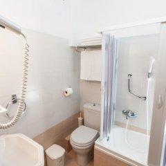 Отель Acqua Marina Nautilus Греция, Эгина - отзывы, цены и фото номеров - забронировать отель Acqua Marina Nautilus онлайн ванная