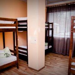 Гостиница Potter Globus Кровать в женском общем номере с двухъярусной кроватью фото 3