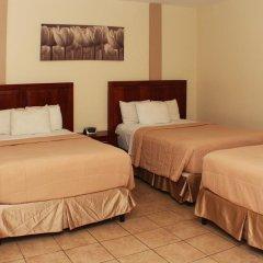 Hotel Boutique Primavera 3* Стандартный семейный номер с двуспальной кроватью фото 3