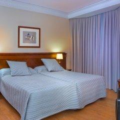 Отель Melia Plaza Valencia 4* Стандартный номер с двуспальной кроватью фото 3