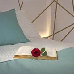 Отель Athina Luxury Suites 4* Люкс с двуспальной кроватью фото 15