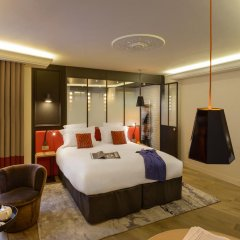Terrass'' Hotel Montmartre by MH 4* Студия Делюкс с различными типами кроватей фото 5