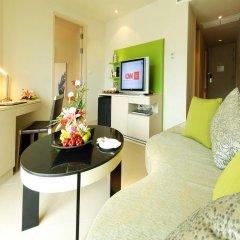 Отель Millennium Resort Patong Phuket 5* Улучшенный номер с двуспальной кроватью фото 2