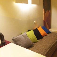 Отель Florent Студия с различными типами кроватей