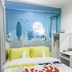 I-Sleep Silom Hostel Люкс с различными типами кроватей фото 13