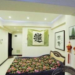 Отель Xian Ruyue Inn 2* Стандартный номер с 2 отдельными кроватями фото 3