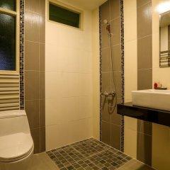 Отель Living Chilled Koh Tao - Hostel Таиланд, Остров Тау - отзывы, цены и фото номеров - забронировать отель Living Chilled Koh Tao - Hostel онлайн ванная