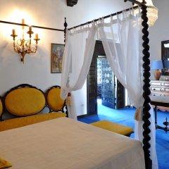 Отель San Román de Escalante 4* Люкс с различными типами кроватей фото 16