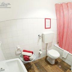 Hostel Casa d'Alagoa Стандартный номер с различными типами кроватей фото 5