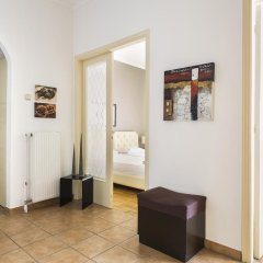 Отель Pedion Areos Park 3 Center 3 Улучшенные апартаменты с различными типами кроватей фото 20