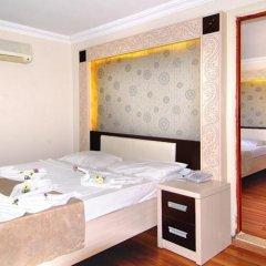 Aperion Beach Hotel Сиде комната для гостей фото 5