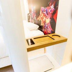 Qbic Hotel Wtc Amsterdam 3* Стандартный номер с различными типами кроватей фото 5