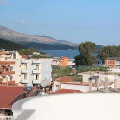 Отель Family Hotel Haruni Албания, Ксамил - отзывы, цены и фото номеров - забронировать отель Family Hotel Haruni онлайн балкон