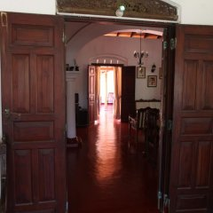 Chitra Ayurveda Hotel интерьер отеля